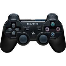 Acessório Controle Dual Shock 3 Preto PS3 - Sony -