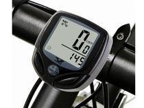 Acessório de bike Computador Velocímetro sem fio Digital 15 Funções - AAA