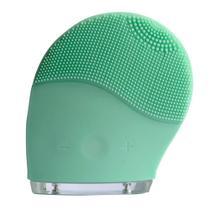 Acessório de limpeza facial alfa nm verde - Relaxbeauty