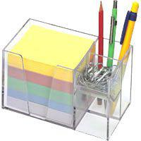 Acessorio para Mesa Organizador C/LEMBR. Cristal - Acrimet