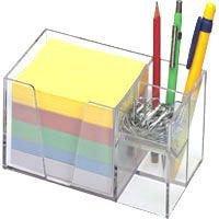 Acessorio para Mesa Organizador C/LEMBR. Cristal Unidade Acrimet -