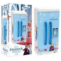 Acessórios de Casinha - Refrigerador - 58 Cm - Disney - Frozen 2 - Xalingo -