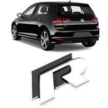 Acessórios Emblema R Line Vw Fox Jetta Golf Tiguan Gol Polo - Prime
