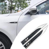 Acessórios Emblema Volkswagen R Line Gol Fox Golf Saveiro Up -