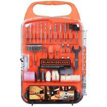 Acessórios Para Micro Retifica 175 Pcs Kit Da3037-lac - Black Decker