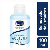 Acetona ideal 100ml -