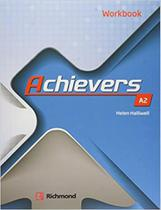 Achievers a2 - workbook - Richmond Publishing (Moderna)