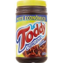 Achocolatado em Po 800g 1 UN Toddy -