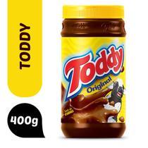 Achocolatado em Pó TODDY Pote 400g -