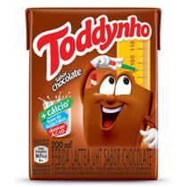 Achocolatado Pronto Toddynho 200ml - Quaker -