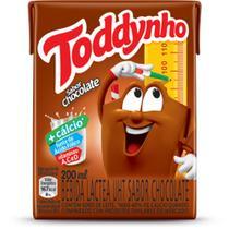 Achocolatado Toddynho com 27 unidades de 200ml -