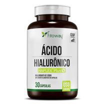 Ácido Hialurônico 30 Cápsulas - Fitoway -