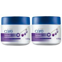 Aclara Dia Creme Facial Clareador Avon Care 100g 2 Unid -