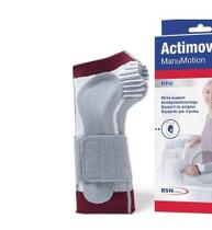 Actimove ManuMotion Suporte Premium para Punho Esquerdo BSN - M -