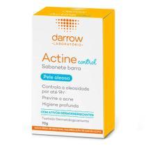 Actine Control Darrow Sabonete Antiacne 70g -