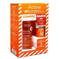 Actine Darrow Sabonete Líquido 400ml e Ganhe Protetor Solar Actine Color FPS 60 20g -