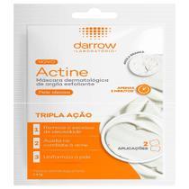 Actine mascara esfoliante disp 8 sachês 2x5g -