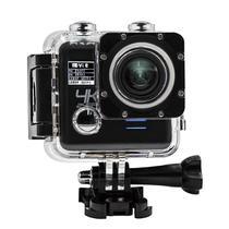 Action Câmera 4k Ultra Hd 3840x2160 Wi-fi A Prova D'agua 30m - Haiz Shop