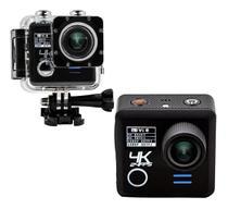 Action Câmera 4k Ultra Hd 3840x2160 Wi-fi A Prova D'agua 30m - Haiz
