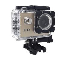 Action Camera Go Sport Pro Lcd Prova D'agua Filmadora Full - Tsshop