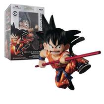 Action Figure Anime: Dragon Ball - Son Goku Metallic Color Banpresto -