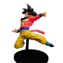 Action Figure Bandai Banpresto Dragon Ball Goku Saiyajin 4 Special