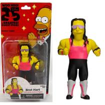 Action figure Bret Hart The Simpsons 25th Anniversary Series 3 - Neca -