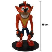 Action Figure Crash Bandicoot 15cm - Armazém Geek