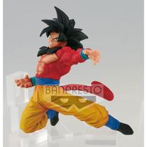 Action figure - dragon ball - goku saiyajin 4 special - Bandai banpresto