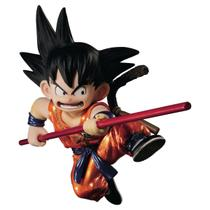 Action Figure Dragon Ball Sculture - Son Goku - Special Color - Bandai banpresto