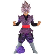 Action figure dragon ball super - goku black rose - Bandai banpresto