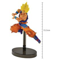 Action Figure Dragon Ball Super Saiyan Son Goku Z Battle 34838/34839 - Banpresto