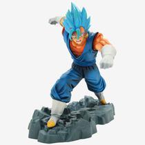Action Figure Dragon Ball Z Dokkan Battle Collab Super Saiyan God Vegetto 29947/29948 - Banpresto