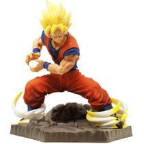 Action figure - dragon ball z - goku absolute perfection - 38663 - Bandai