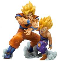 Action figure - dragon ball z - vs existence - goku  gohan - Bandai banpresto