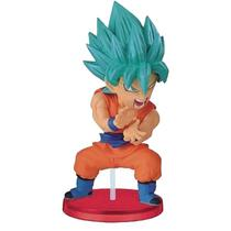 Action Figure Goku Sayiajin Blue Dragon Ball Bandai Banpresto