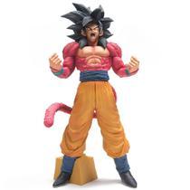 Action Figure Goku Super Saiyan 4 The Brush - Dragon Ball GT - Banpresto -