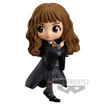 Action Figure Hermione Granger - Harry Potter - Qposket A - Bandai Banpresto -