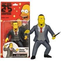 Action figure Penn Jillette The Simpsons 25th Anniversary Series 3 - Neca -