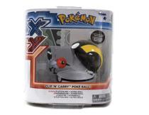 Action Figure Pokémon XY Fletchling + Ultra Bola - TOMY -