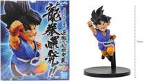Action Figure Son Goku - Dragon Ball GT - Wrath of the Dragon - Banpresto -