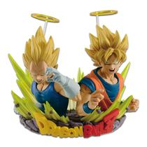 Action Figure Super Sayiajin Goku E Vegeta Bandai Banpresto
