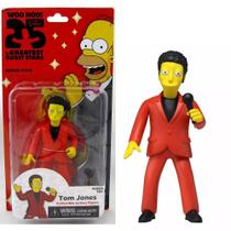 Action figure Tom Jones The Simpsons 25th Anniversary Series 4 - Neca -