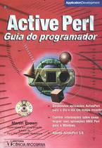 Active perl: guia do programador - com cd-rom - CIENCIA MODERNA