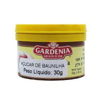 Açúcar de Baunilha Faycal Pó Saddi 30g - Gardenia