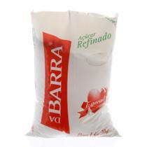 Açúcar Refinado com 1kg Da Barra -