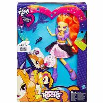 Adagio Dazzle Equestria Girls Arrasam My Little Pony - Hasbro A9888