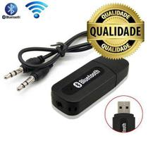 Adaptador Bluetooth Receptor De Audio Cabo P2 - Ml
