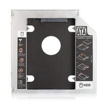 Adaptador Caddy Para Notebook Dell Ssd Ou Hd 12,5mm - Dex
