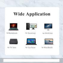 Adaptador De Rede Usb 3.0 P/ Rj-45 Gigabit Até 1000 Mbps - Mgz